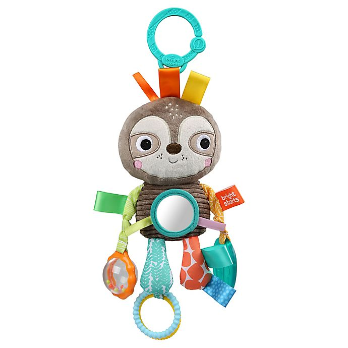 Alternate image 1 for Bright Starts™ Playful Pals™ Sloth Activity Toy