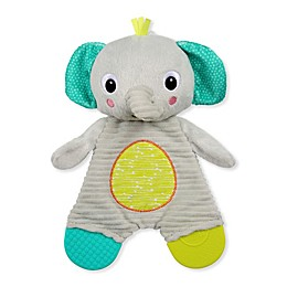 Bright Starts™ Snuggle & Teethe™ Plush Elephant Teether