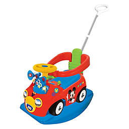 Disney® Mickey Mouse Clubhouse 4-in-1 Activity Ride-On