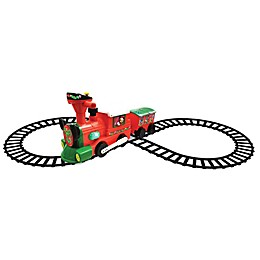 Disney® Mickey and Minnie Mouse Christmas Train Ride-On