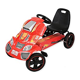 Hauck Hot Wheels Speedster Go Kart Ride-On