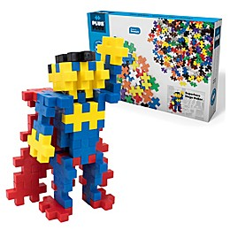 Plus®-Plus BIG 44-Piece Mega Maker Superhero Building Set