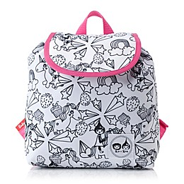 Zip & Zoe® Colour and Wash Unicorn Backpack