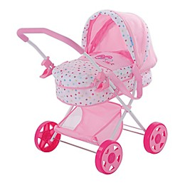 Hauk Love Heart  Baby Doll Pram