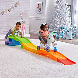 Step2® Unicorn Up & Down Roller Coaster