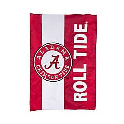 University of Alabama Embellished Applique Garden Flag Collection