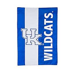 University of Kentucky Embellished Applique Garden Flag Collection