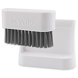 Tovolo® 2-Piece Magnetic Countertop Mini Brush & Dustpan Set in Charcoal