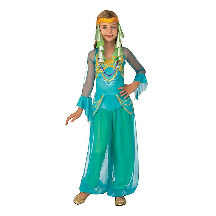 Arabian Dancer Child S Halloween Costume In Blue Buybuy Baby