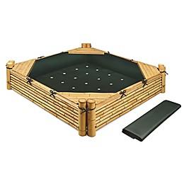 Badger Basket Bamboo Beach Sandbox