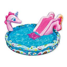 Banzai Spray 'N Splash Unicorn Pool