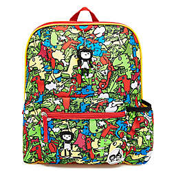 Babymel™ Zip and Zoe Dino Backpack in Green