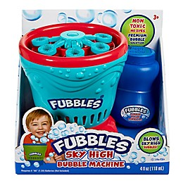 Sky High Bubble Machine