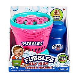 Sky High Bubble Machine in Pink