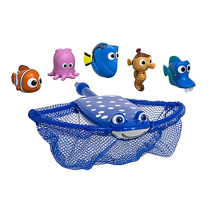 Alternate image 1 for SwimWays™ Finding Dory Mr. Ray Dive 'N Catch