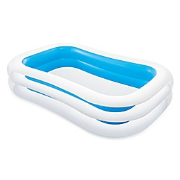 Intex® 103-Inch x 69-Inch Swim Center Inflatable Family Pool