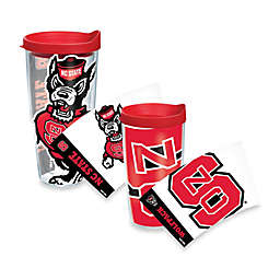 5e1b5d81dff3 Tervis® North Carolina State University Wolfpack Wrap Tumbler with Red Lid