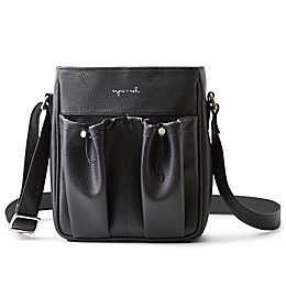 Anjie+Ash® Crossbody Parent Diaper Bag in Black