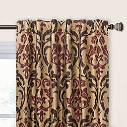 Trivoli Rod Pocket/Back Tab Window Curtain Panel
