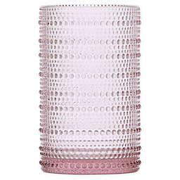 D&V® by Fortessa® Jupiter Iced Beverage Glasses in Pink (Set of 6)