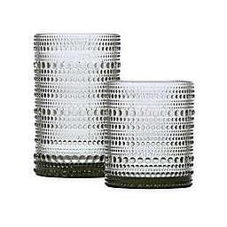 D&V® by Fortessa® Jupiter Barware Collection in Smoke Grey