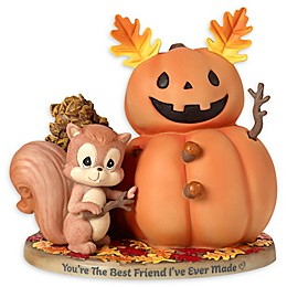 Precious Moments® Squirrel and Pumpkin Figurine