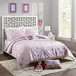 Jessica Simpson Fiona Unicorn 4-Piece Comforter Set
