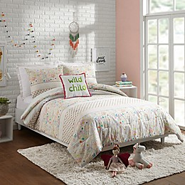 Jessica Simpson Whimsical Paisley 4-Piece Comforter Set