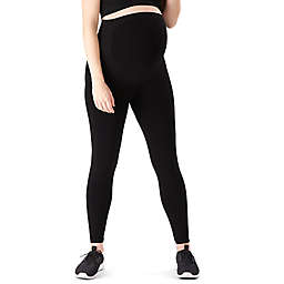 Belly Bandit® X-Large Bump Support Maternity Legging in Black