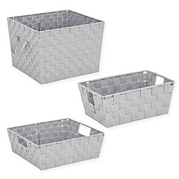 SALT™ Woven Storage Bin Collection