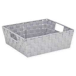 SALT™ Small Woven Storage Bin in Heather Grey