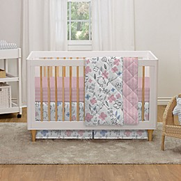 Living Textiles lolli living 4-Piece Mazie Crib Bedding Set