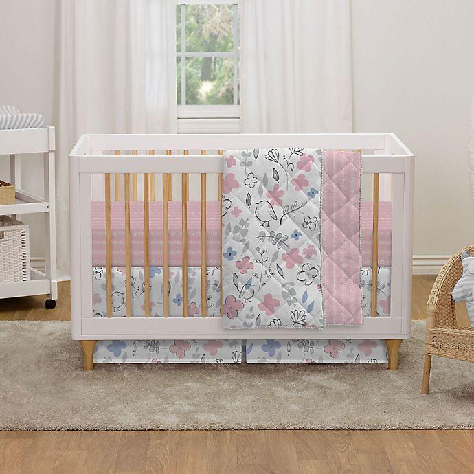 Alternate image 1 for Living Textiles lolli living 4-Piece Mazie Crib Bedding Set