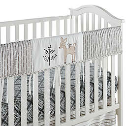 Levtex Baby® Bailey Rail Guard in Charcoal/White