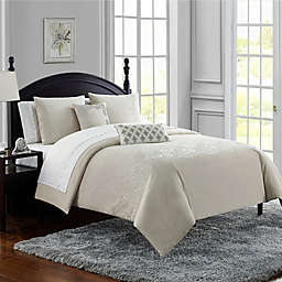 Waterford® Essentials Lucerne 3-Piece Comforter Set