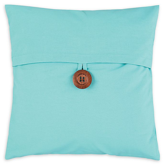 C F Home Envelope Square Throw Pillow Bed Bath Beyond