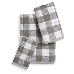 Bee & Willow™ Home Gingham Dobby Towel Collection