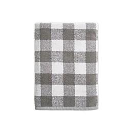 Bee & Willow™ Home Gingham Dobby Bath Towel