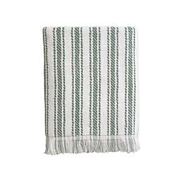 Bee & Willow™ Home Tilden Stripe Bath Towel in Green