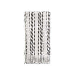 Bee & Willow™ Home Tilden Stripe Hand Towel in Grey