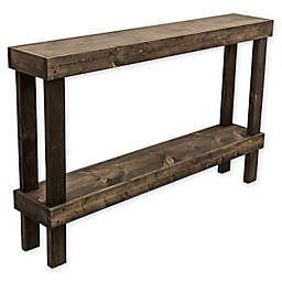 Del Hutson Designs® Luxe Sofa Table