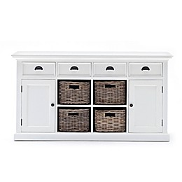 NovaSolo Halifax Buffet with 4 Baskets