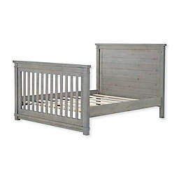Baby Appleseed® Rowan Full Size Bed Rails in Rainwash