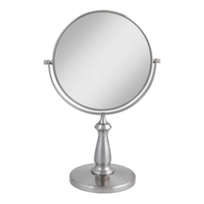 Zadro 8x 1x Magnifying Dual Sided Vanity Mirror Bed