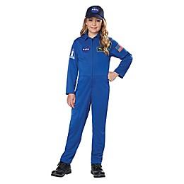 NASA Jumpsuit Child's Halloween Costume