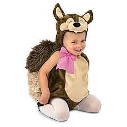 Nutty the Squirrel Child's Halloween Costume