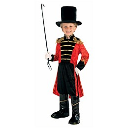 Ring Master Child's Halloween Costume
