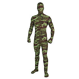 Large I'm Invisible Camo Child Halloween Costume