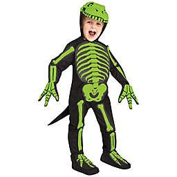 3D Dino Bones Child's Halloween Costume