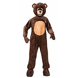 Bear Mascot Teen Halloween Costume